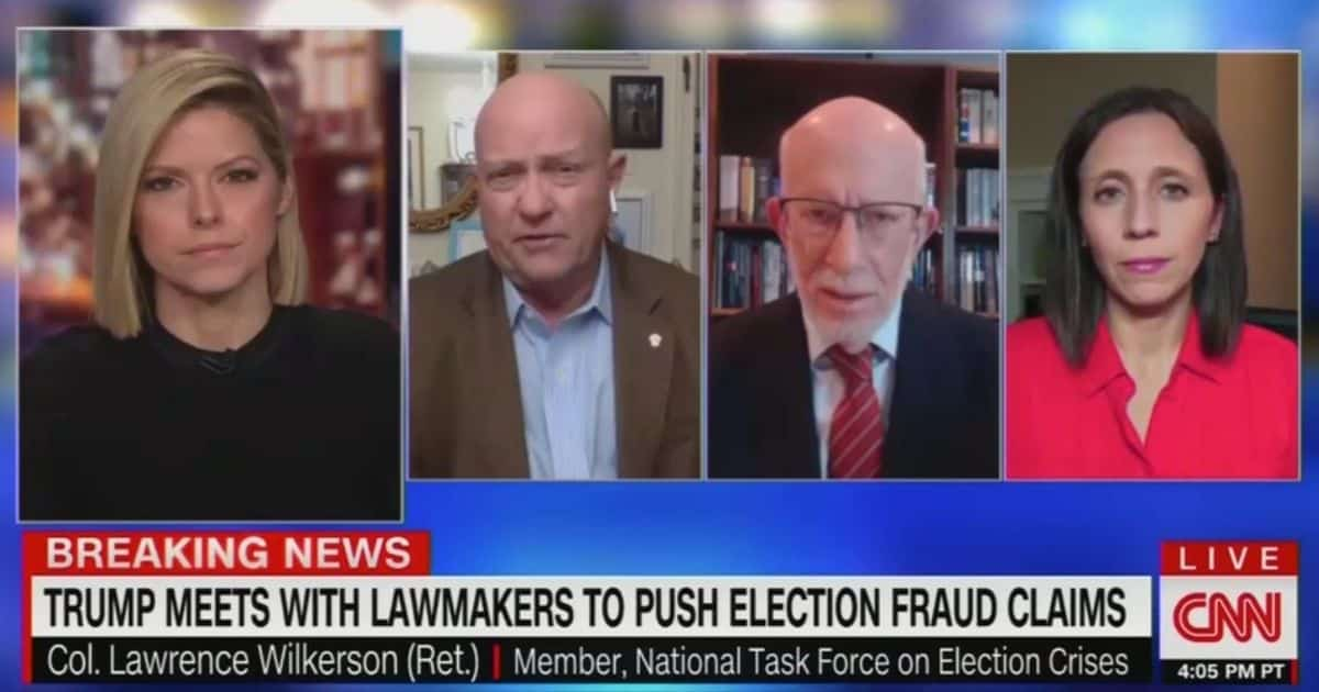 CNN guest claims, without evidence, that McConnell cheated to win election 1