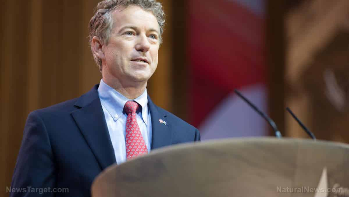 Courts haven't decided facts on voter fraud, found excuses to dismiss Trump's cases: Rand Paul 1