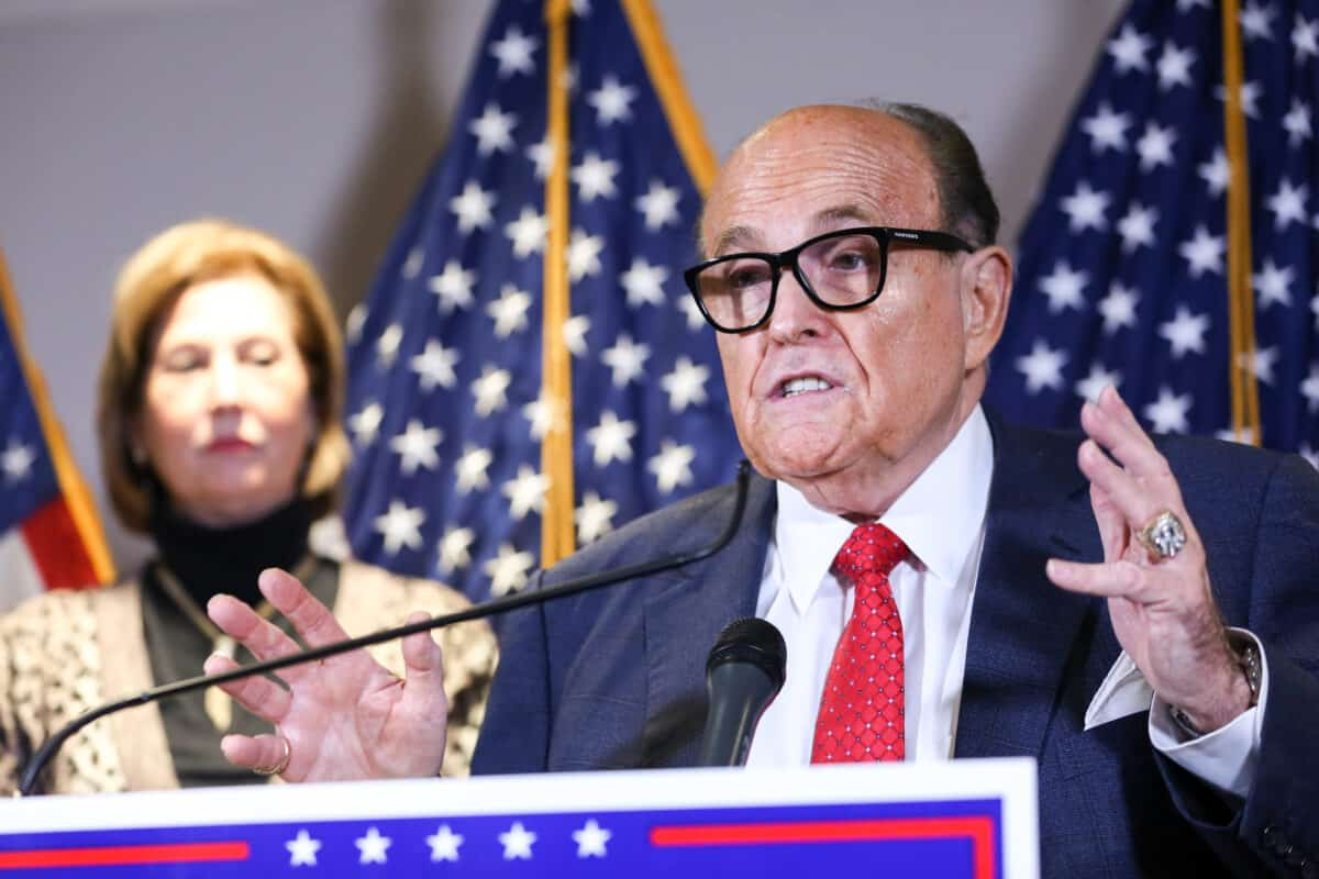 Giuliani: Georgia Must Select Electors for Trump After 'Bank Heist Tape' 1