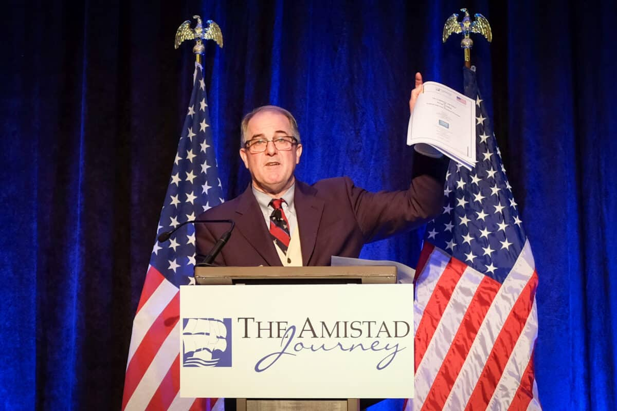 Video: Phill Kline—New Amistad Project Election Lawsuit; $500 Million to Increase Votes in Democratic Strongholds? 1