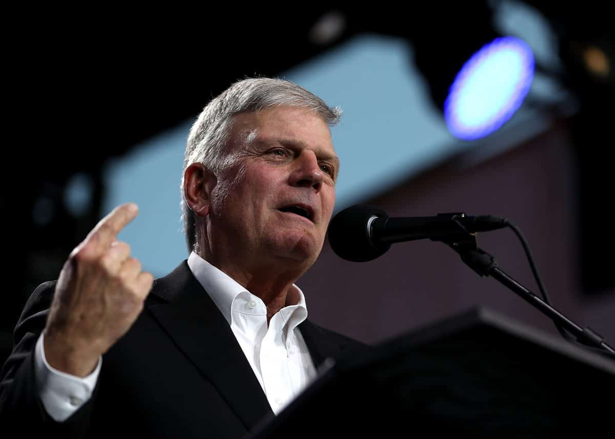 Franklin Graham Tends to Believe the Election Was Stolen From Trump 1