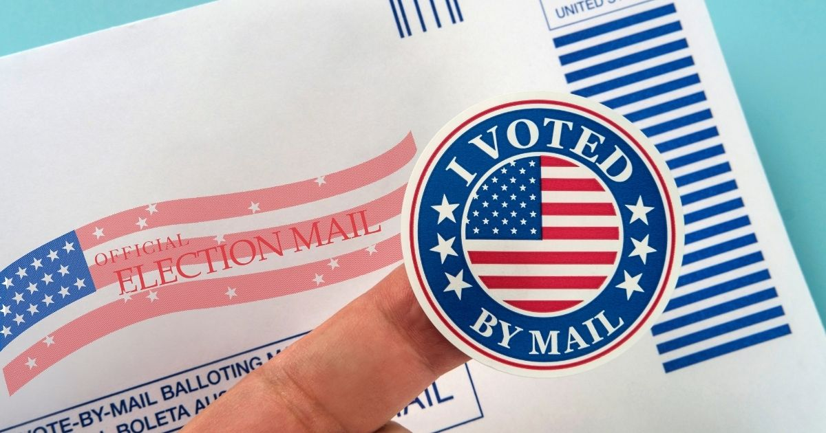 PA Man Facing Charges of Unlawful Voting After Allegedly Casting Dead Mother's Ballot 1