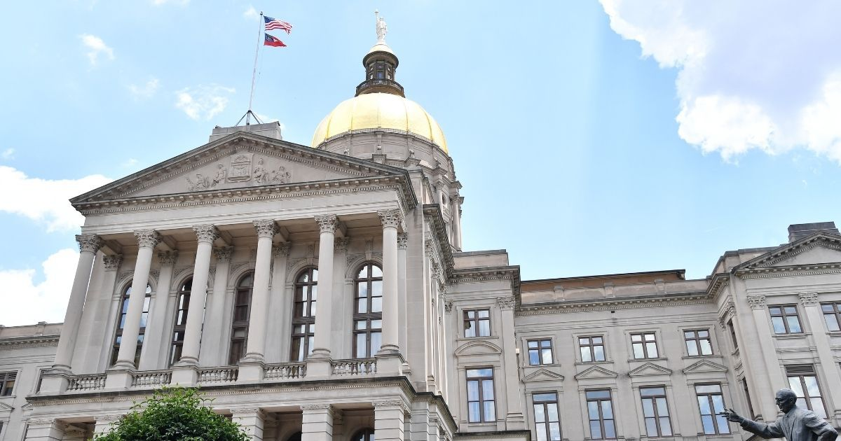 GA Senate Report Devastates Left, Says Nov. 3 Election Results 'Cannot Be Trusted' 1