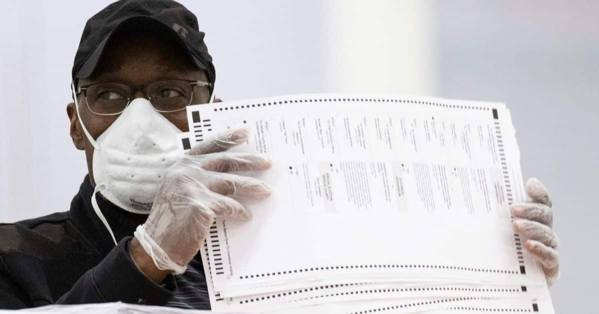 Georgia Senate Subcommittee Votes To Audit Ballots Using Digital Technology To Detect Counterfeits 1