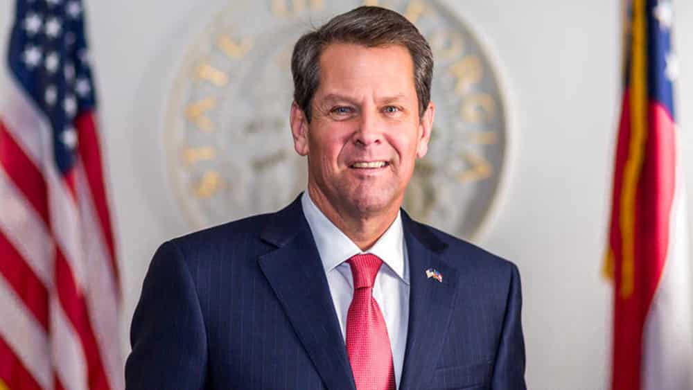 Georgia Gov. Kemp calls for legitimate signature audit of mail-in ballots after damning CCTV video exposes massive election fraud 1