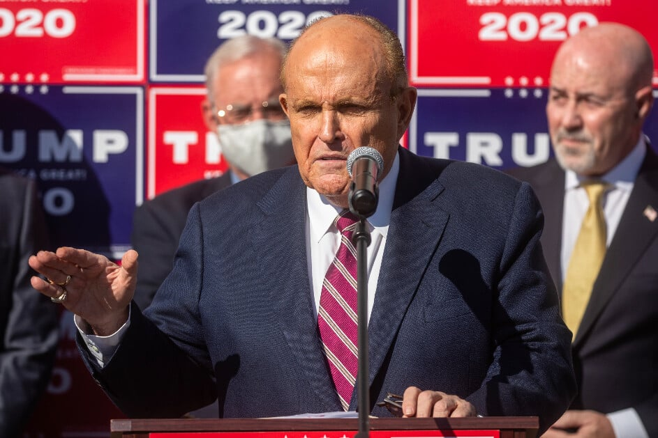 Rudy Giuliani: New Pennsylvania Supreme Court Lawsuit First of Many Efforts 1