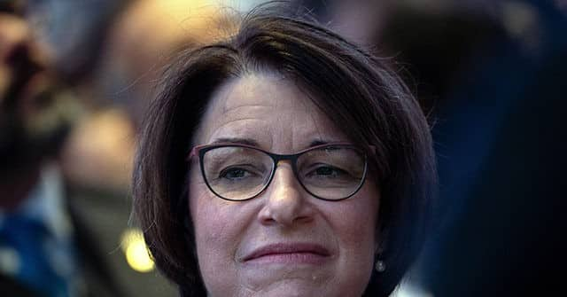 Klobuchar: 'We Have the Votes' to Override COVID Relief Veto, Trump 'Should Not Be Doing This Right Now' 1