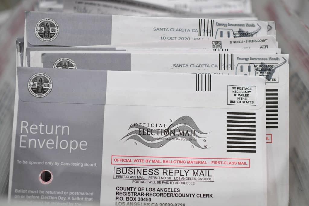 Senator Seeks to Make California 'Permanent Vote-by-Mail State' 1