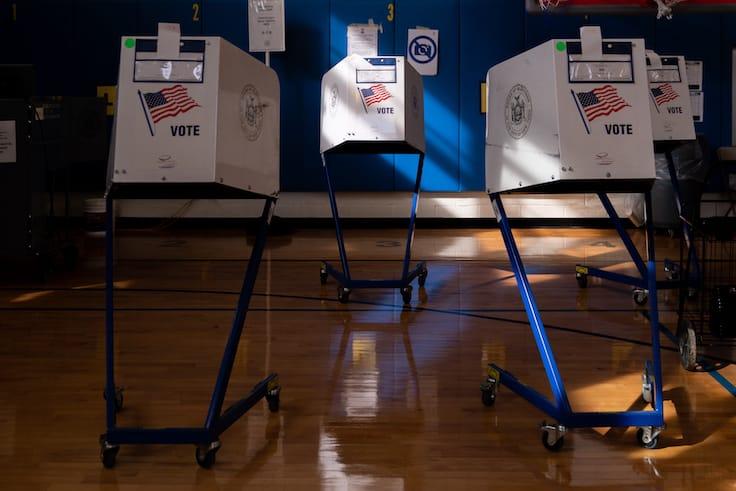 Felon Enfranchisement, National Election Overhaul Top Priority Bill if Dems Retake Senate 1