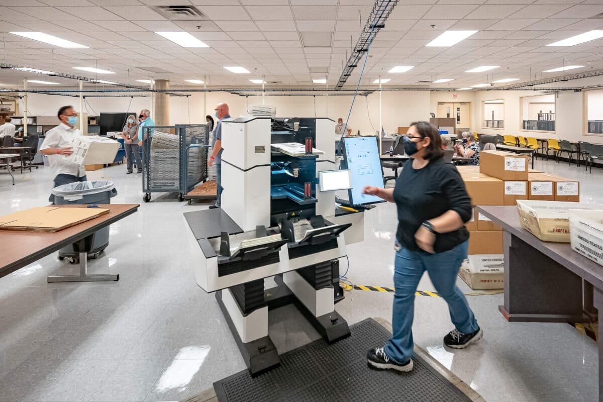 Arizona Senators Sue to Enforce Subpoenas for Election Equipment and Records 1