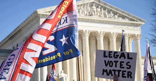 17 States Support Texas Supreme Court Lawsuit Alleging PA-MI-GA-WI Elections Were Unconstitutional 1