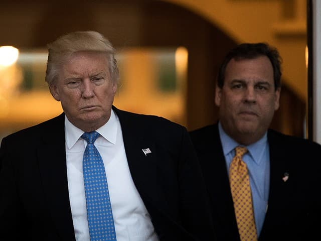 Chris Christie: Trump 'Hurting Himself' and 'Hurting the Country' by Challenging Election 1