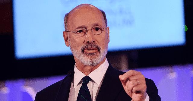 Gov. Tom Wolf Vetoes Election Integrity Measure Mandating Voter ID in Pennsylvania 1
