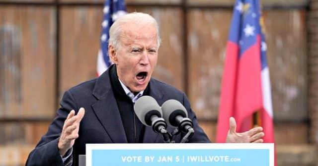 Joe Biden Campaigns in Georgia: Help Me Win Control of the Senate 1