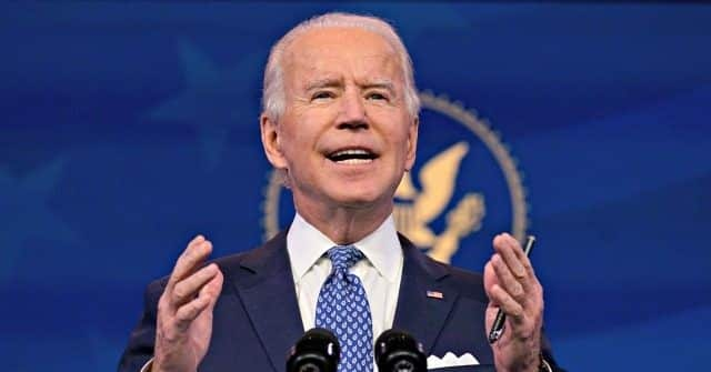 Watch: Reporter Asks Joe Biden if He'll File for 'Reelection' Early Next Year 1