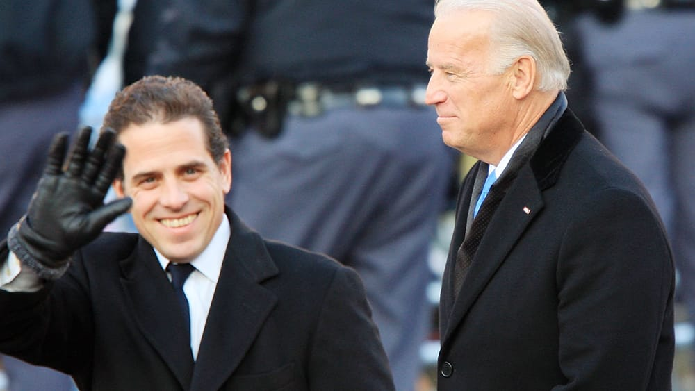 Majority of voters say the media BURIED Hunter Biden story to get Joe elected 1