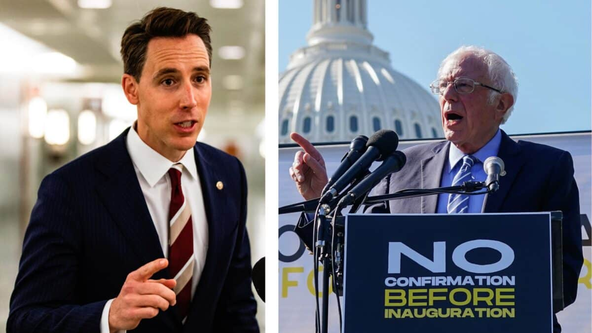 Sanders And Hawley Push For Vote On Second Round Of Stimulus Checks, Say Families Need Support 1