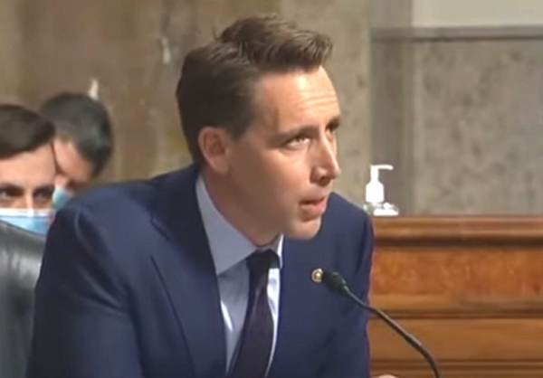 """BREAKING: """"I Cannot Vote to Certify the Electoral College Results on January 6th"""" – MO Senator Josh Hawley Announces He Will Object to Electoral College Certification Process 1"""