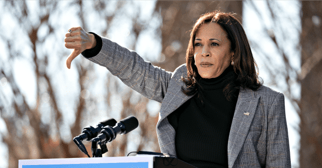 Kamala Harris: Georgia Senate Race 'Can Change the Course of Our Country' 1