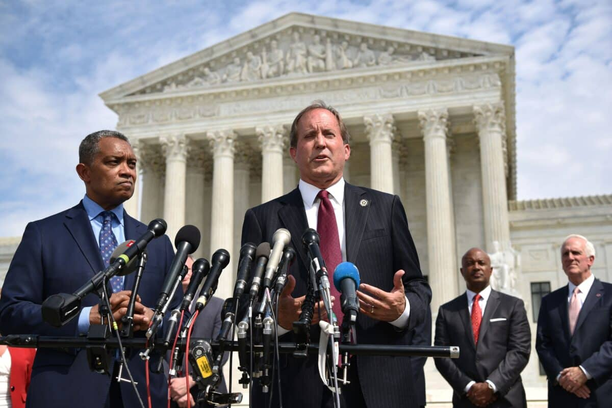 Texas AG Paxton Says He Endorses Election Audit in Texas 1