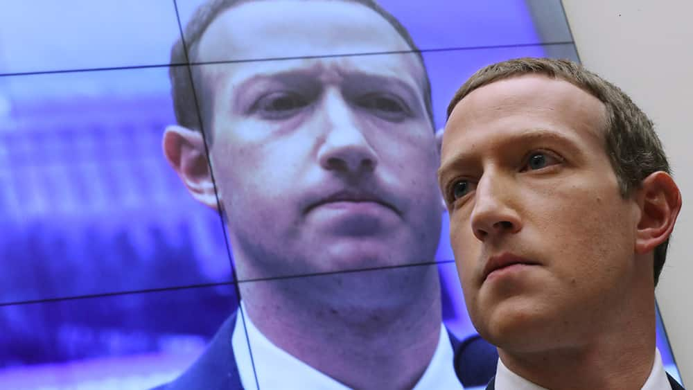 Election watchdog group exposes Zuckerberg's $500M 'dark money' scheme to elect Biden 1