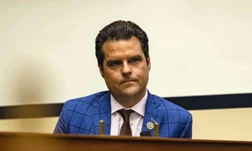 Rep. Matt Gaetz Says He Will Challenge Electoral College Votes On Jan. 6 1