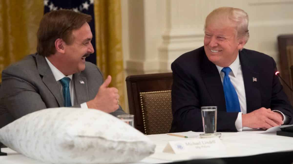 The Nation Speaks (Dec. 17): Mike Lindell: From Non-voter to Trump Advocate; Georgia Whistleblowers Fired Before Senate Runoff Elections 1