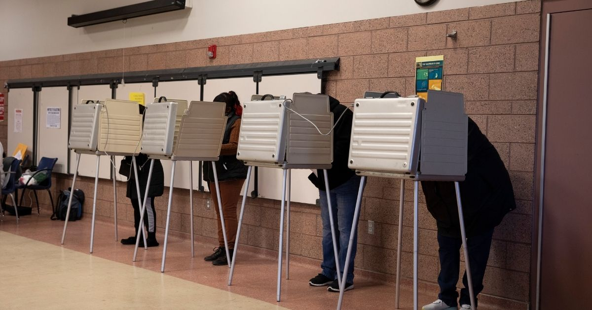 Michigan Recount Confirms Trump Won County That Went to Biden 1