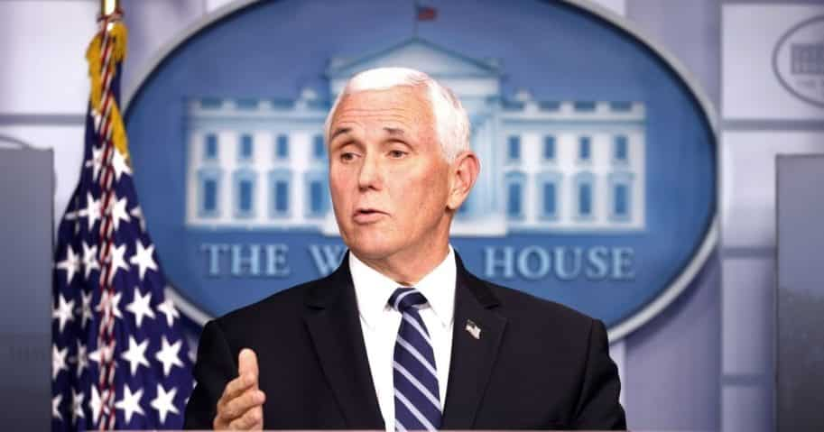 Did Rasmussen Polling Just Call on Pence To Make Game-Changing Move To Give Trump the Election? 1