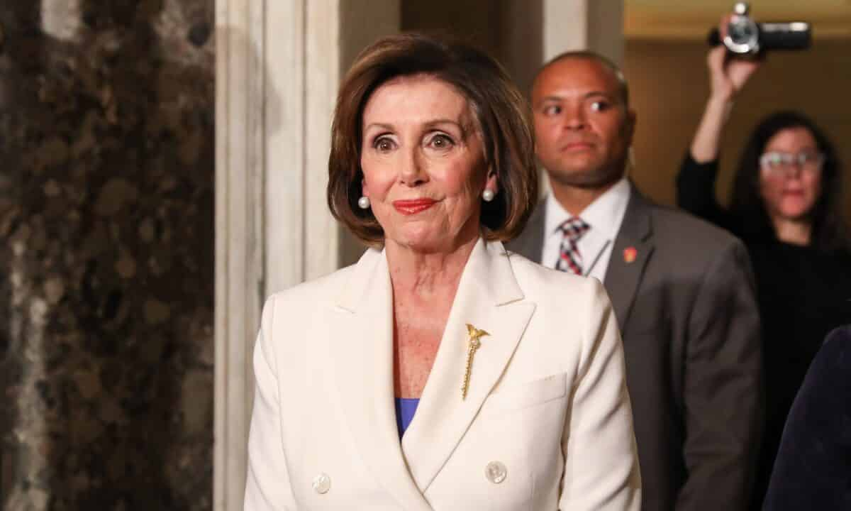 Pelosi Confirms She Likely Has Enough Votes to Retain House Speaker Role 1