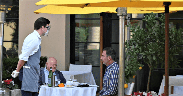 California Restaurants Continue Rebellion Against Gov. Gavin Newsom's Coronavirus Lockdown 1
