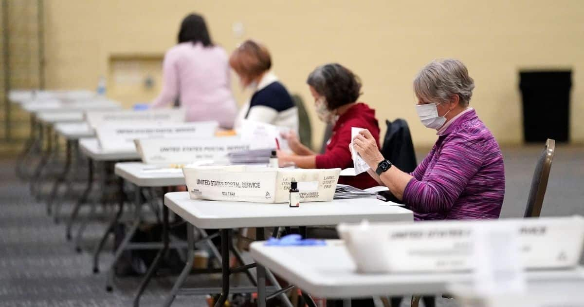 64 State Legislators Beg US Congress To Reject PA's Electors Over Dem Gov's 'Undermining' of Election 1
