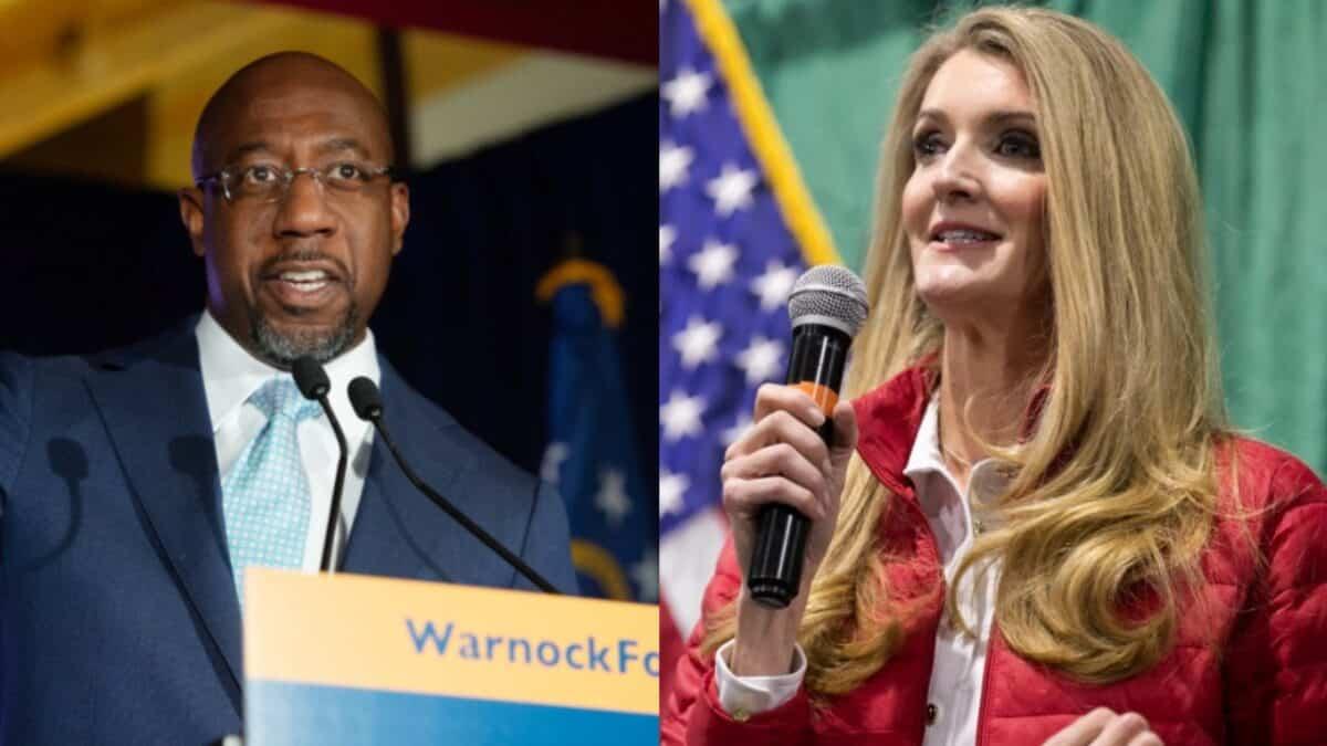 Loeffler and Warnock to Meet in Georgia Senate Debate 1