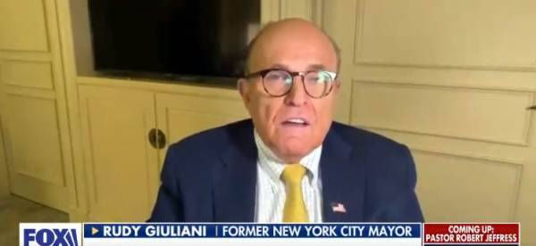 Rudy Giuliani: Audit Dominion Machines In Key States 1