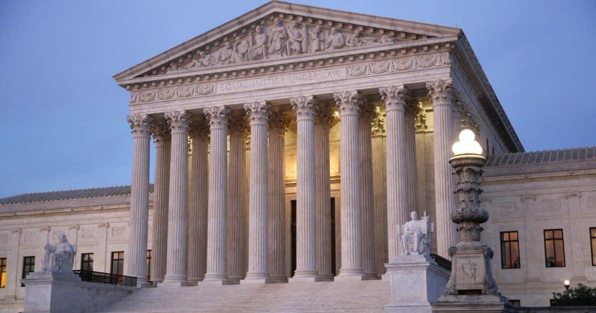 TOTAL BETRAYAL: Supreme Court Strikes Down Kansas Law Requiring Identification to Vote 1