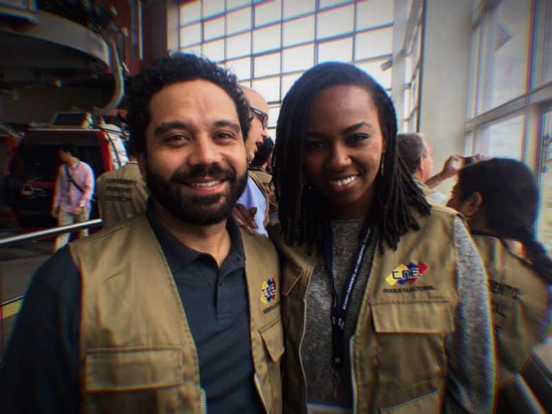 BLM Founder Verified 2015 Venezuela Election On Behalf Of Smartmatic-Linked Org 1