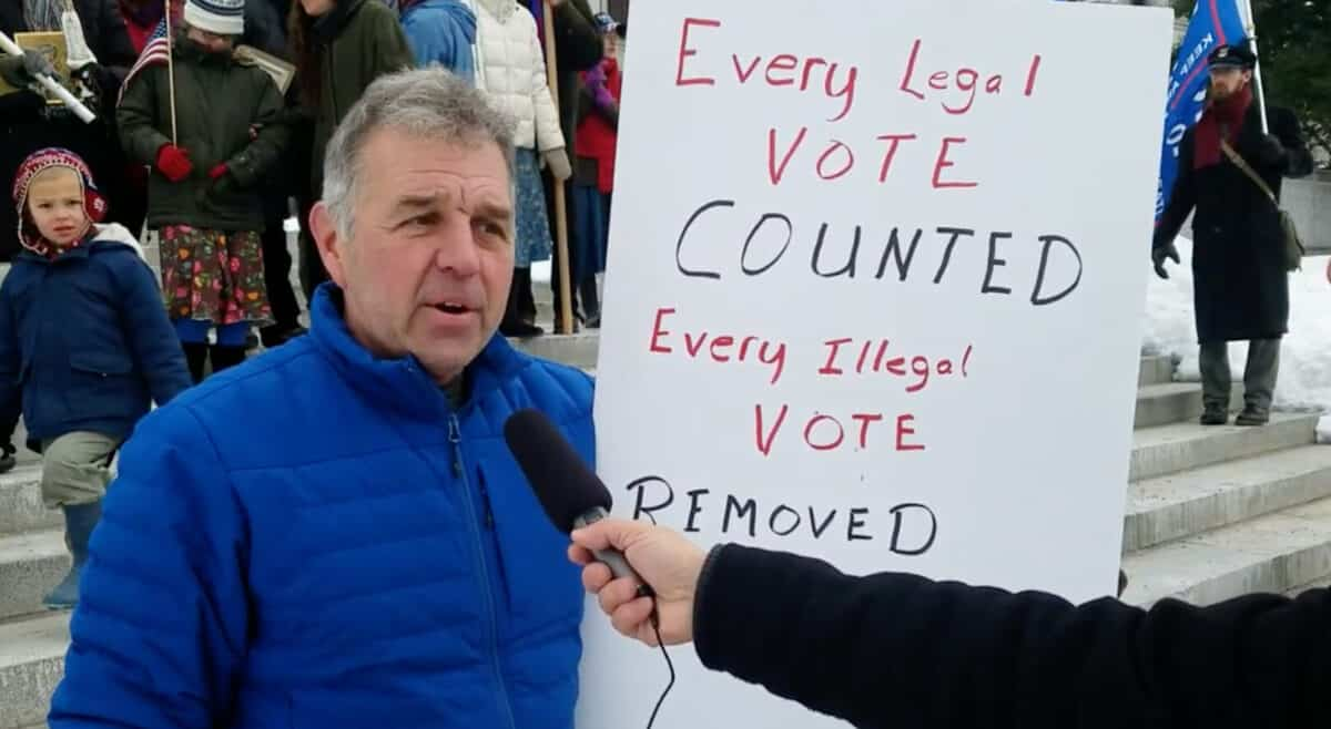 Pennsylvania Voter: 'Our Country Has Been Bought and Paid For' 1