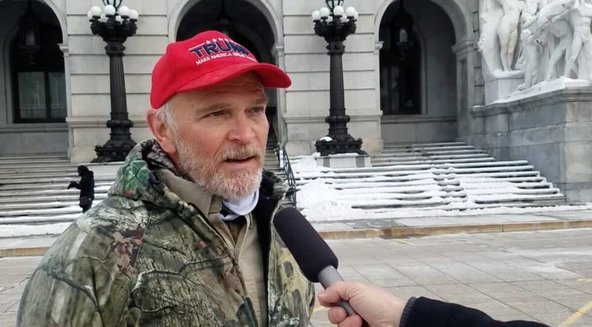 Pennsylvania Voter: 'The Enemy Has Overplayed the Effort of Fraud' 1