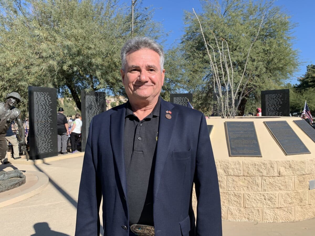 Arizona State Senator at 'Stop the Steal' Rally: 'We're Not Going to Give Up' 1