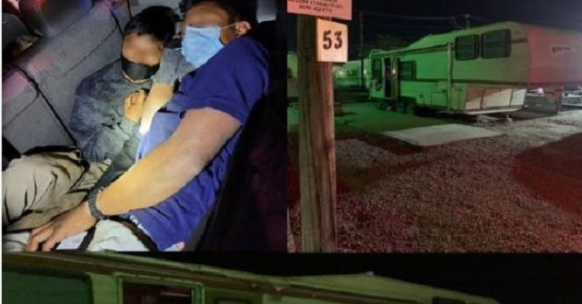 Traffic Stop Leads to Bust of California Human Smuggling Stash House near Border 1