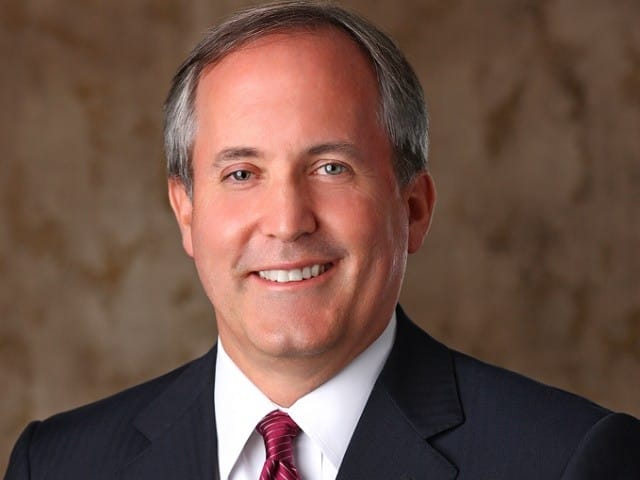 TX AG Paxton on Lawsuit: 'Can Election Rules Be Overridden by People Who Are Not Responsible Under the Constitution for Doing This?' 1