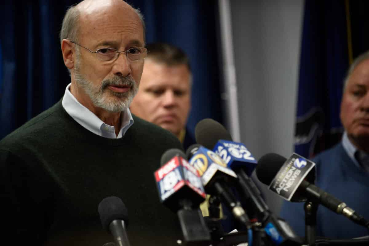 Pennsylvania Governor Responds to GOP-Backed Election Integrity Bill 1