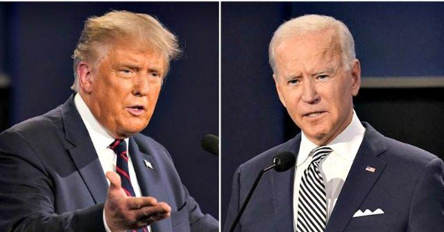 Poll: Donald Trump More Popular with U.S. Voters than Joe Biden 1