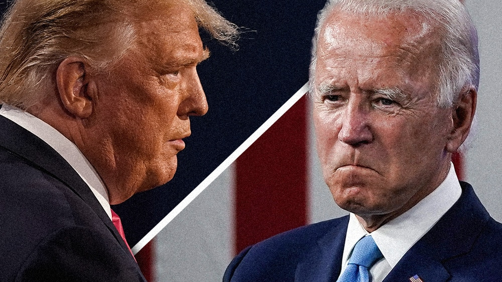 VIDEO: System 'Glitch' in Wisconsin stole over 19,000 votes from Trump, gave them to Biden 1