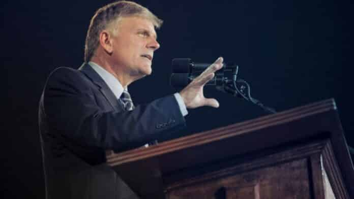 Franklin Graham: Bible Believing Christians In Georgia —'The Soul Of Our Nation Is At Stake' 1