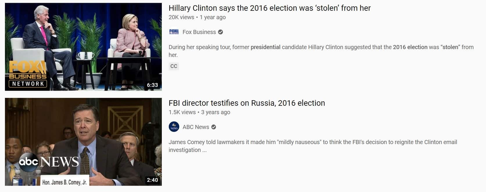 4 Conspiracies YouTube Allows To Flourish While Censoring Claims Of Election Fraud 1
