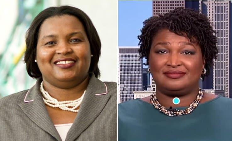 WOW! Georgia Judge Who Also Is Stacy Abrams' Sister BLOCKS Elections Officials from Challenging Voters Who Live Outside of Registered District! 1