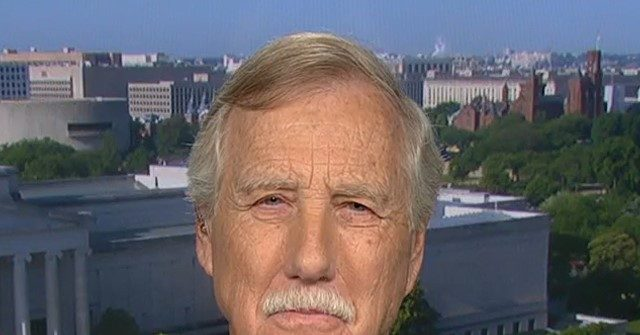 Sen. Angus King on GOP Fighting Election Results: 'A Frontal Assault on Democracy' 1
