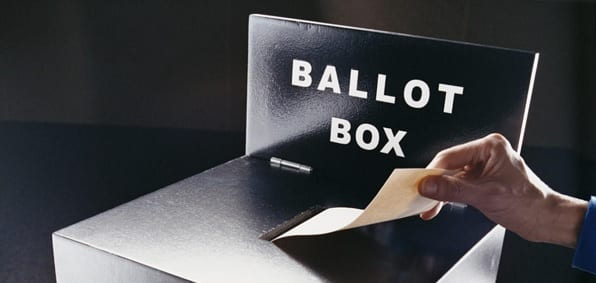 Man facing charges of unlawful voting after allegedly casting dead mother's ballot 1
