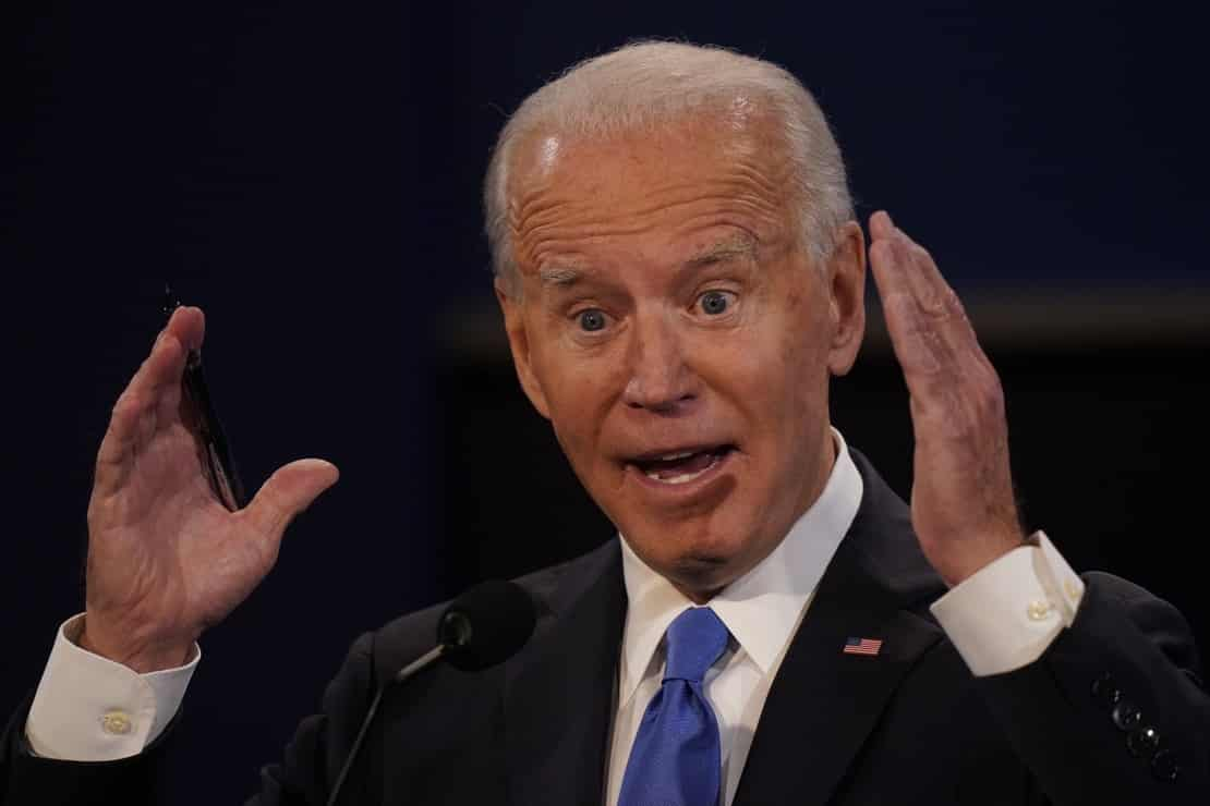 FLASHBACK: Biden Was Concerned About Manipulated Voting Machines, Called for Paper Ballots 1